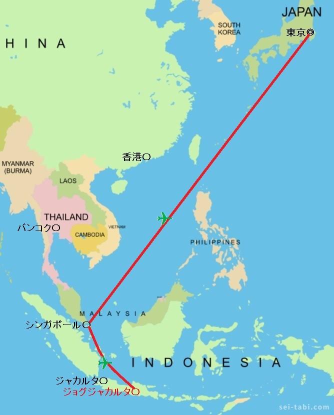 インドネシア広域